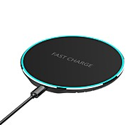 cheap -Wireless Charger USB Charger USB with Cable / QC 2.0 / QC 3.0 1 A DC 9V / DC 5V iPhone X / iPhone 8 Plus / iPhone 8