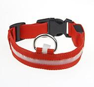 cheap -Dogs / Cats / Pets Dog Training Collars Mini / Walking / For Dog / Cat Rainbow Nylon Green / Blue / Pink