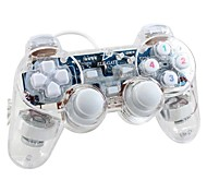 cheap -GM.04 Wired Game Controllers For PC Vibration Game Controllers ABS 1pcs unit USB 2.0