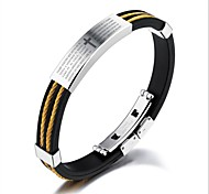 cheap -Bangles - Fashion Bracelet Gold / Silver For Gift / Daily