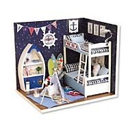 Недорогие -Кукольный домик Творчество / утонченный мини Куски Детские Подарок