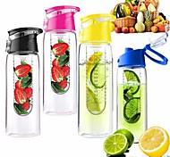 Недорогие -Drinkware Пластик Бутылки для воды / Водный горшок и чайник Милые 1 pcs