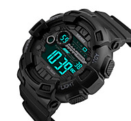 cheap -SKMEI®1243 Digital Watch Waterproof Sports Watch Long Standby Support/ Alarm Clock/ Calendar/ Dual Time Zones