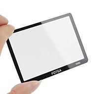 fotga® prima de cristal del LCD del panel protector de pantalla para Canon EOS 550D