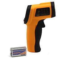 Termometro digitale a infrarossi GM300 con laser (-50℃ a 380℃/-58℉ a 716℉)