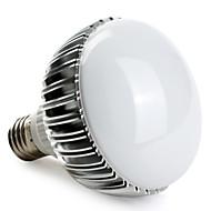お買い得  EU 倉庫-12x1w E27 5000K 1050lm 12白色光LED電球(85-265V)