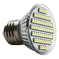 3W E26/E27 LED-spotlampen MR16 60 SMD 3528 250-300 lm Natuurlijk wit 6000K K AC 220-240 V