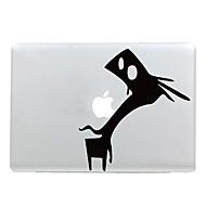"""hesapli -11 """"13"""" 15 """"macbook air pro için bana elma yağmurluk çıkartma deri etiket kapak beslemek"""