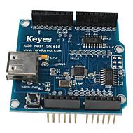 USB host schild voor (voor Arduino) (suppot google adk)
