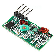 お買い得  Arduino 用アクセサリー-のためのDIYの433MHzの無線受信モジュール(Arduinoのための)(緑)