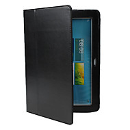 Protective PU Case with Stand for Samsung Galaxy 10.1 Tab P7500 P7510