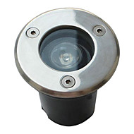 お買い得  LED スポットライト-1個 1 W 3000 lm 1 LEDビーズ ハイパワーLED 温白色 100-240 V