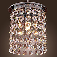 cheap Pendant Lights-Mini Pendant Light Downlight Electroplated Crystal, Mini Style 110-120V / 220-240V Bulb Included / G9