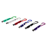 Key Chain Flashlights LED lm 1 Mode - with Batteries Camping/Hiking/Caving
