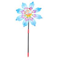 """저렴한 -10 """"6 꽃잎 꽃 정원 스피너 (임의 색상)"""