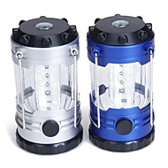 cheap -Lanterns & Tent Lights LED 120lm 1 Mode Waterproof / Super Light / Tactical Camping / Hiking / Caving