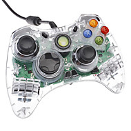cheap -Glowing Wired Controller for Xbox360