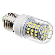 お買い得  LED コーン型電球-3 W 6500 lm E26 / E27 LEDコーン型電球 60 LEDビーズ SMD 3528 ナチュラルホワイト 220-240 V / 110-130 V / #