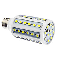 お買い得  LED コーン型電球-900 lm E26 / E27 LEDコーン型電球 60 LEDビーズ SMD 5050 ナチュラルホワイト 220-240 V / 110-130 V / # / #