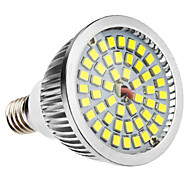 6w e14 led spotlight mr16 48 smd 2835 500-600lm natuurwit 6500k ac 100-240v
