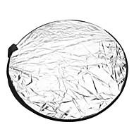 Round 5-en-1 pliant Grand Conseil réflecteur flash - 5 couleurs (56cm diamètre)