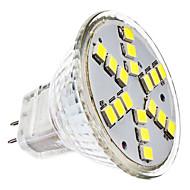 お買い得  LED スポットライト-2W 6000 lm GU4(MR11) LEDスポットライト MR11 18 LEDの SMD 2835 クールホワイト AC 12V DC 12V