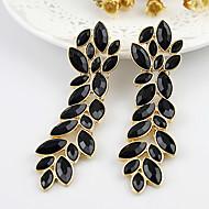 cheap -Women's Rhinestone - Fashion Leaf For Special Occasion