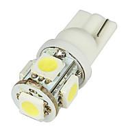 voordelige -SO.K T10 Lampen SMD 5050 Richtingaanwijzerlicht For Universeel