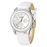 Women's Diamante Dial Alloy Band Quartz Analog Wrist Watch (Assorted Colors) Cool Watches Unique Watches
