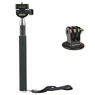 billige Sportskameraer og GoPro-tilbehør-Etbensstativ Opsætning Til Action Kamera Alle Gopro 5 Rustfrit Stål
