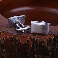 Personlig gave-Sølv-Rustfrit Stål-Unisex-