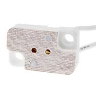cheap Lamp Bases-MR16 Lighting Accessory Light Socket Ceramic