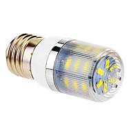 4w e26 / e27 led mısır ışıkları t 24 smd 5730 350-400 lm serin beyaz ac 220-240 v 1adet