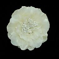 저렴한 -여성 패브릭 투구-웨딩 특별한날 야외 꽃