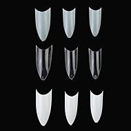 100 Neglekunst Dekoration Rhinsten Perler Makeup Kosmetik Neglekunst Design