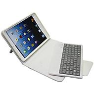 billige -PU Læder Taske Bluetooth Tastatur til iPad mini