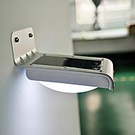 1 stk solcelle 16 ledet følsom bevægelsesføler detektor vandtæt lampe udendørs lys