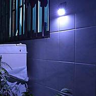 preiswerte LED Solarleuchten-4-LED Solar PIR Bewegungsmelder Außenleuchte