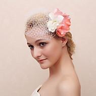 Blumenmädchen Stoff Kopfschmuck-Freizeit Blumen