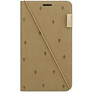 Для Кейс для  Samsung Galaxy со стендом / Флип / С узором Кейс для Чехол Кейс для Плитка Искусственная кожа Samsung Mega