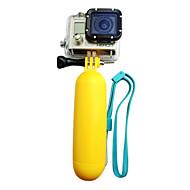 お買い得  スポーツカメラ & GoPro 用アクセサリー-取付方法 ために アクションカメラ フリーサイズ Gopro 5 Gopro 4 Black Gopro 4 Session Gopro 4 Silver Gopro 4 プラスチック - 1pcs