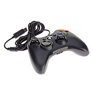 Wired Controller for Xbox360 Controller(Black)