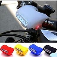 お買い得  フラッシュライト/ランタン/ライト-自転車用ヘッドライト LED サイクリング 単四電池 ルーメン バッテリー サイクリング
