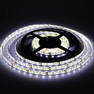 Waterproof 5M 300*53528 SMD White/Warm White Light LED Strip Lamp(DC12V)