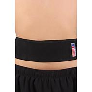 腰用サポーター スポーツサポート 保護 エクササイズ&フィットネス / レジャースポーツ 黒フェード
