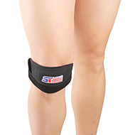 お買い得  -膝用サポーター のために ランニング 男女兼用 保護 ナイロン 1個