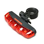 Fietsverlichting Achterlicht fiets LED Wielrennen Waterbestendig AAA Lumens Batterij Fietsen-MOON
