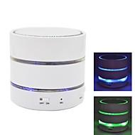 preiswerte Lautsprecher-USD $ 16,95 - Mini Bluetooth V3.0 Lautsprecher mit Mic / TF Slot / FM Radio