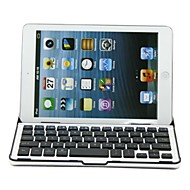 abordables Teclados para iPad-elonbo caso ultra-delgado teclado bluetooth para el mini iPad 3 Mini iPad 2 Mini iPad