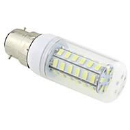 3w b22 led corn lichten t 48 smd 5730 250-300lm koud wit 5500 ~ 6500k ac 220-240v